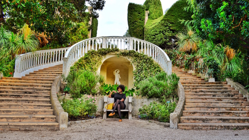 things to do in nice france rothschild villa swtliving